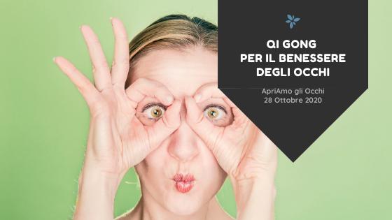ApriAmo gli Occhi Consapevolezza Visiva Bologna