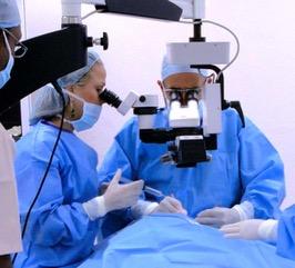 operazione agli occhi chirurgia cataratta Marzio Vanzini Bologna